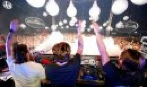Swedish House Mafia @ Madison Square Garden