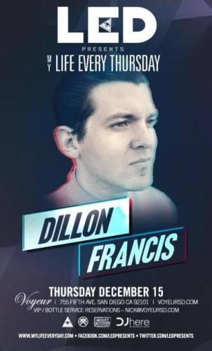 Dillon Francis @ Voyeur