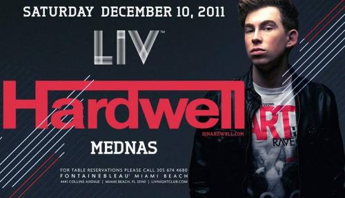 Hardwell @ LIV