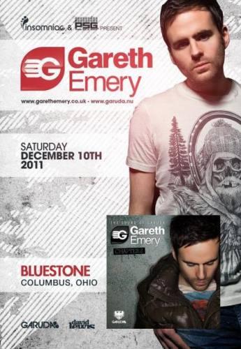 Gareth Emery @ Bluestone