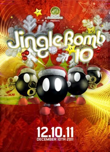 JINGLE BOMB 10
