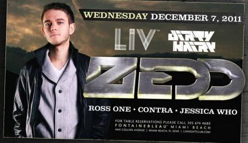 Zedd @ LIV