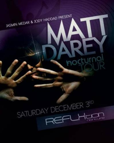 Matt Darey @ Reflxtion
