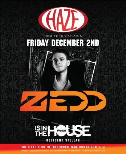 Zedd @ HAZE