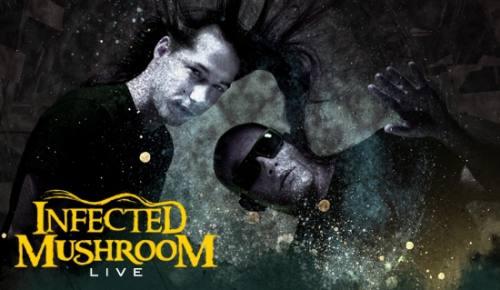 Infected Mushroom Live :: El Paso