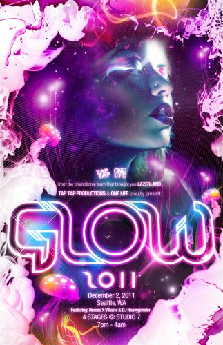 TAP TAP & ONE LIFE present... GLOW 2011 || 4 STAGES || ALL-AGES w/21+ BAR