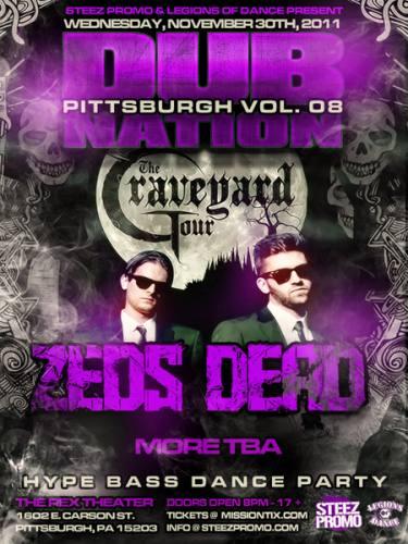 Zeds Dead @ Rex Theater