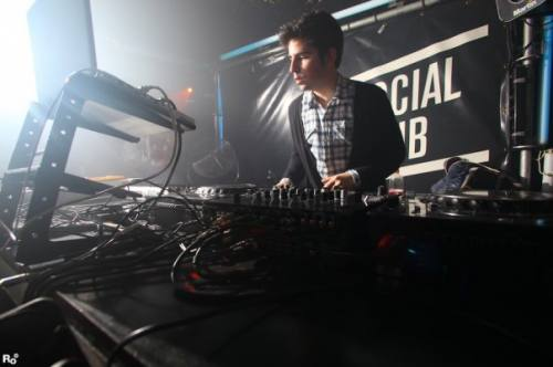 Felix Cartal @ Club 101 (11/25)