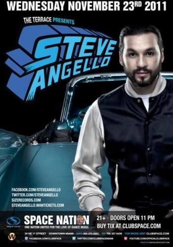 Steve Angello @ Space (11/23)