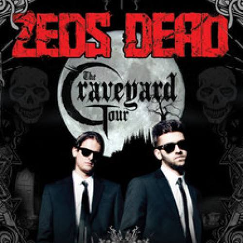 Zeds Dead @ The Belly Up - Apen