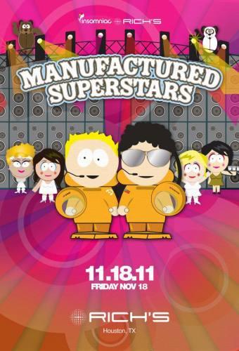 Manufactured Superstars @ Rich's