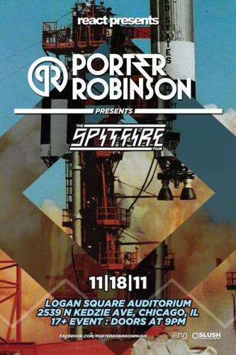 Porter Robinson - Logan Square