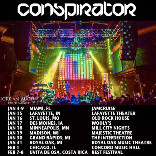 Conspirator & Dopapod @ Higher Ground