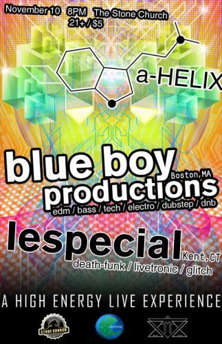 A-Helix 11/10