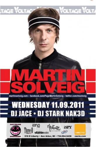 Martin Solveig @ Necto
