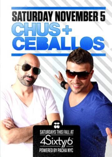 Chus & Ceballos @ Pacha