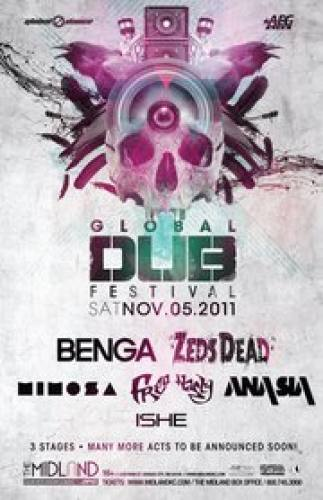 Global Dub Fest With Benga And ZEDS DEAD