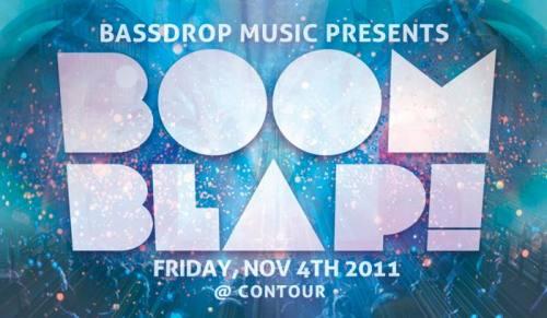 BOOM BLAP! November