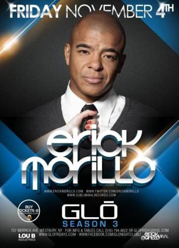 Erick Morillo @ Glo