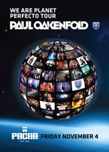 Paul Oakenfold @ Pacha (11/4)
