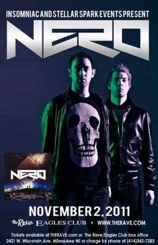 NERO @ The Rave/Eagles Club