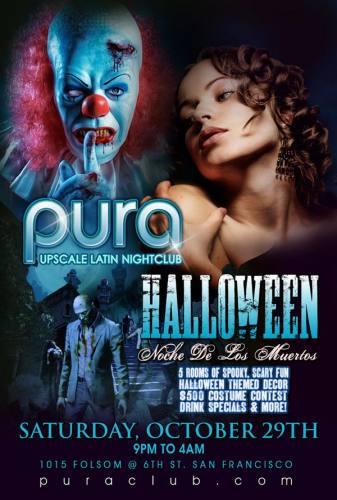Pura Halloween: Noche De Los Muertos