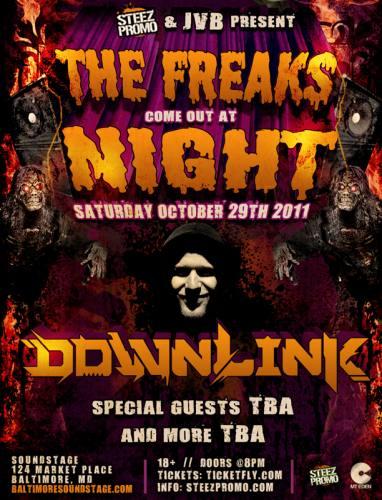 Downlink @ Baltimore Soundstage