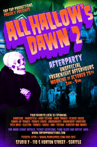 All Hallow's Dawn 2 - Freaknight Afterparty