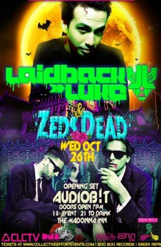 Zeds Dead & Laidback Luke @ Madonna Expo Center