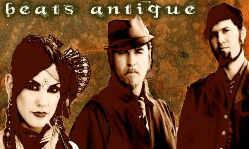 Beats Antique @ Zydeco (10/19)