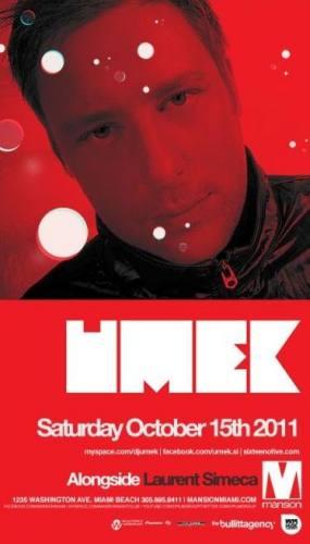 UMEK @ Mansion (10/15)