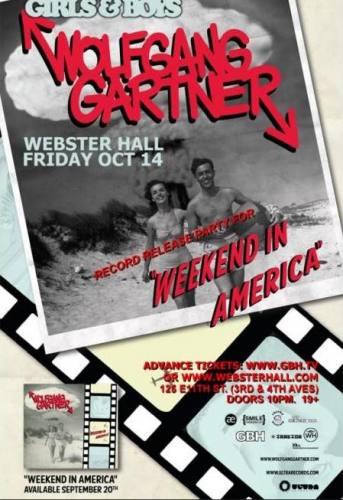 Wolfgang Gartner @ Webster Hall