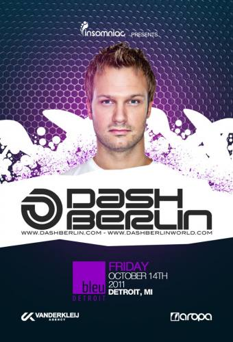 Dash Berlin @ Bleu