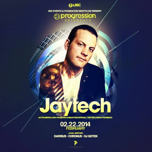 Jaytech @ Foundation Nightclub