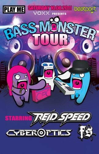 BASSMONSTER W/ REID SPEED, FS & CYBEROPTICS - Portland