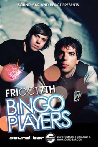 10.7 React Presents: Bingo Players at Soundbar :: no cover w/ rsvp