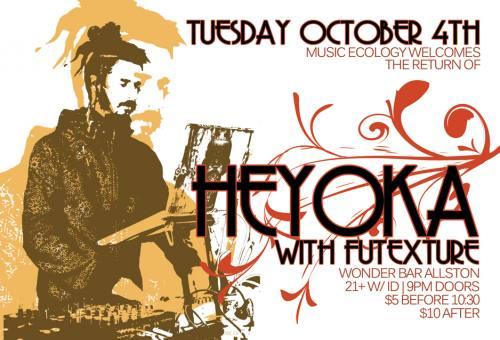 Heyoka with Futexture