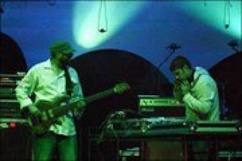 Conspirator w/ Beam&Deem + Horizon Wireless @ Brooklyn Bowl [10.2.11]