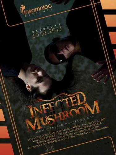 Infected Mushroom @ The Music Box (10/1)