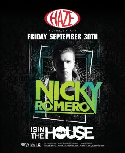 Nicky Romero @ Haze