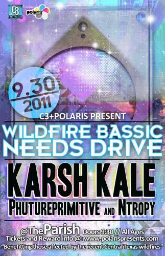 Karsh Kale w/ Phutureprimitive and Ntropy