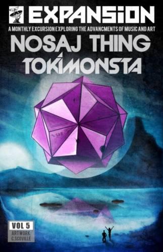 EXPANSION Vol. V with NOSAJ THING & TOKiMONSTA