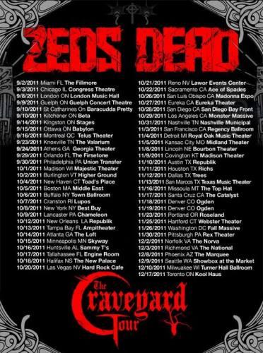 Zeds Dead @ Georgia Theatre