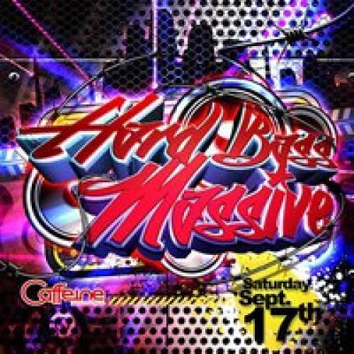 HARD BASS MASSIVE Feat HEADHUNTERZ!