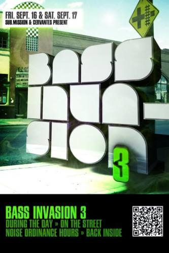 Bass Invasion 3