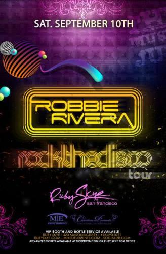 Robbie Rivera @ Ruby Skye