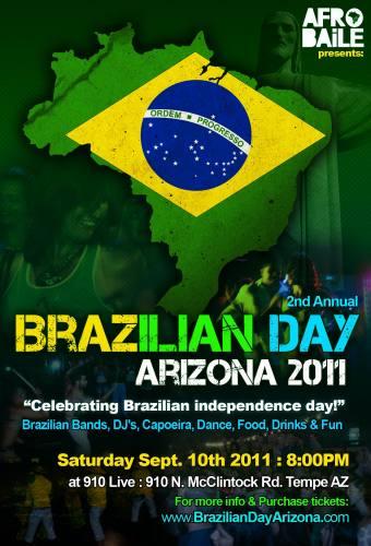 2nd Annual: Brazilian Day Arizona