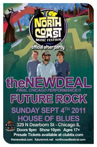 NCMF After Party w/ The New Deal and Future Rock
