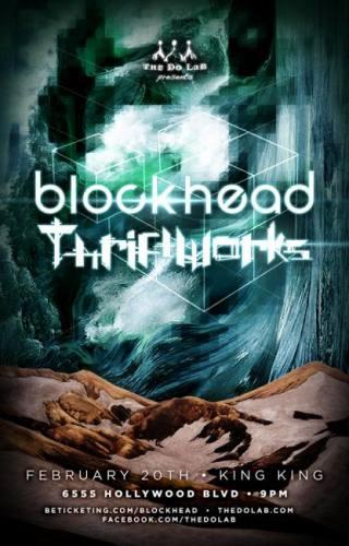 The Do LaB presents Blockhead, Thriftworks