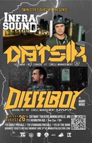 Infrasound ft. DATSIK & DIESELBOY